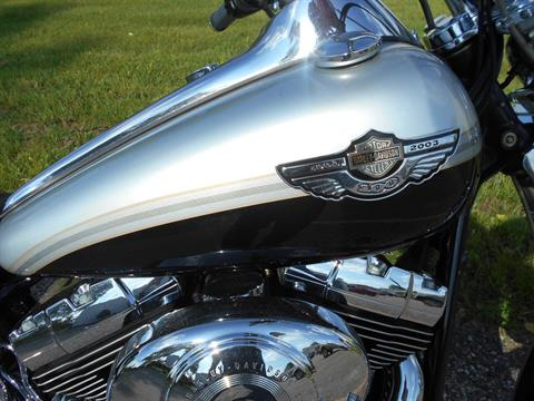 2003 Harley-Davidson FXSTD/FXSTDI Softail®  Deuce™ in Mauston, Wisconsin - Photo 2