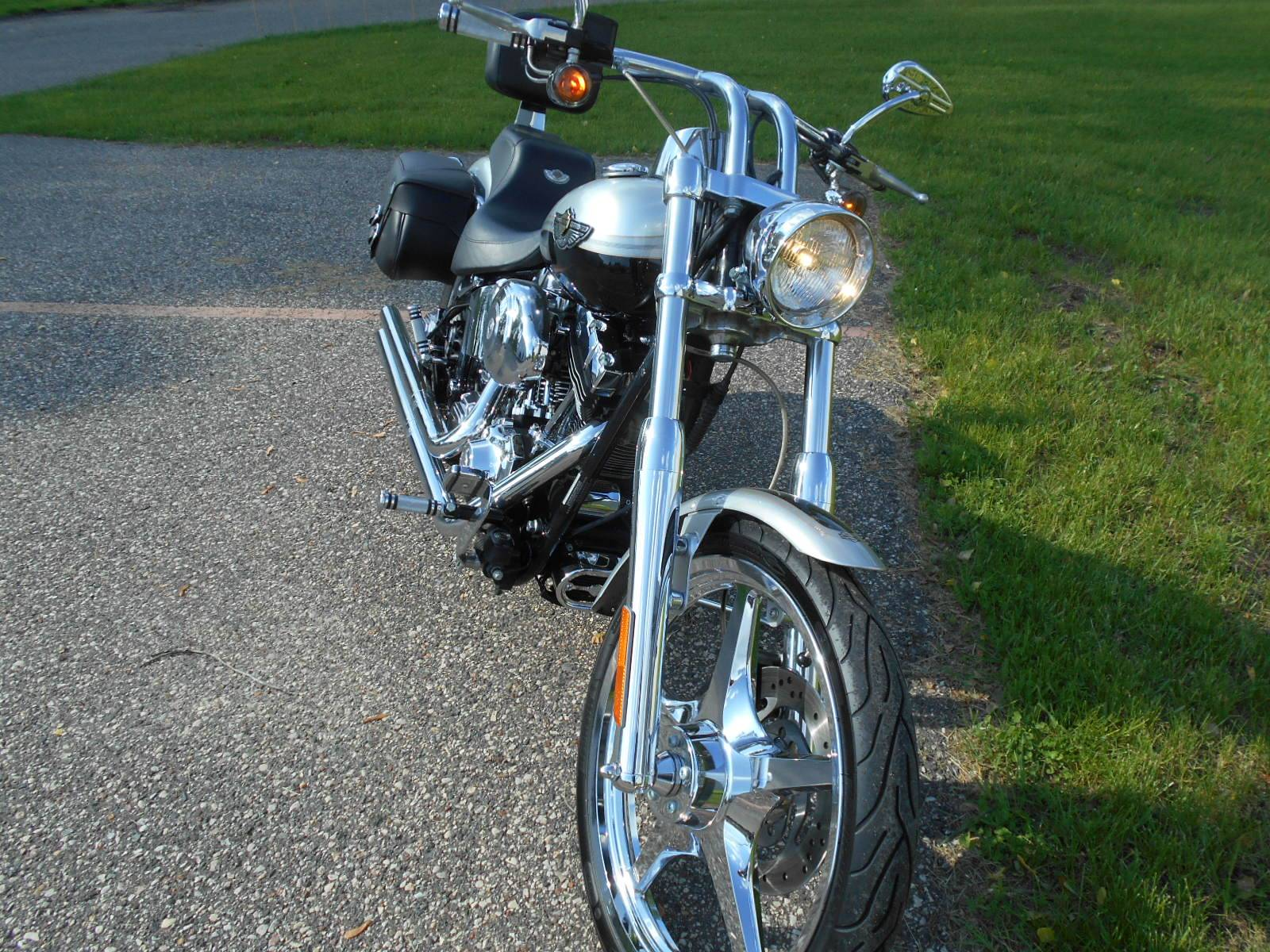 2003 Harley-Davidson FXSTD/FXSTDI Softail®  Deuce™ in Mauston, Wisconsin - Photo 4