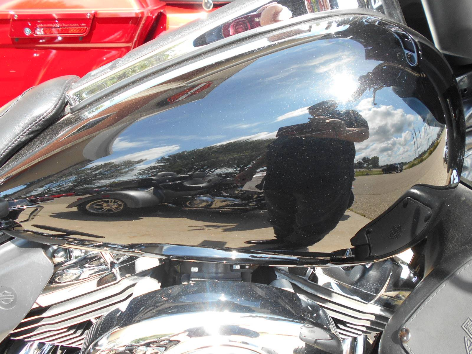 2005 Harley-Davidson FLHTC/FLHTCI Electra Glide® Classic in Mauston, Wisconsin - Photo 2