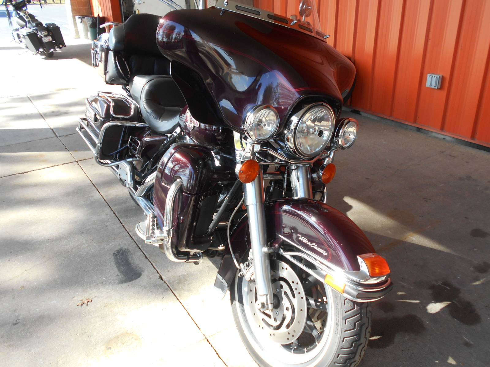 2006 Harley-Davidson Ultra Classic® Electra Glide® in Mauston, Wisconsin - Photo 4