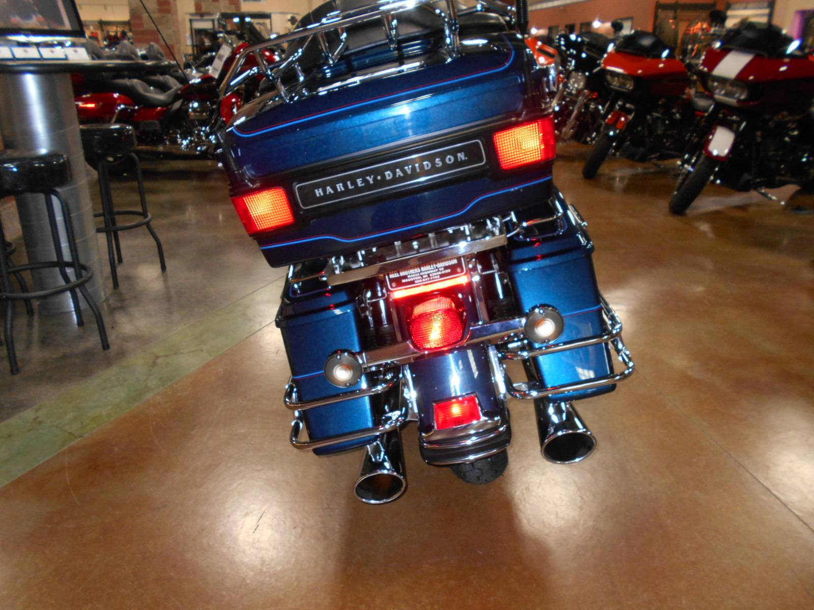 2004 Harley-Davidson FLHTCUI Ultra Classic® Electra Glide® in Mauston, Wisconsin - Photo 7