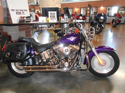 2001 Harley-Davidson FLSTF/FLSTFI Fat Boy® in Mauston, Wisconsin - Photo 1