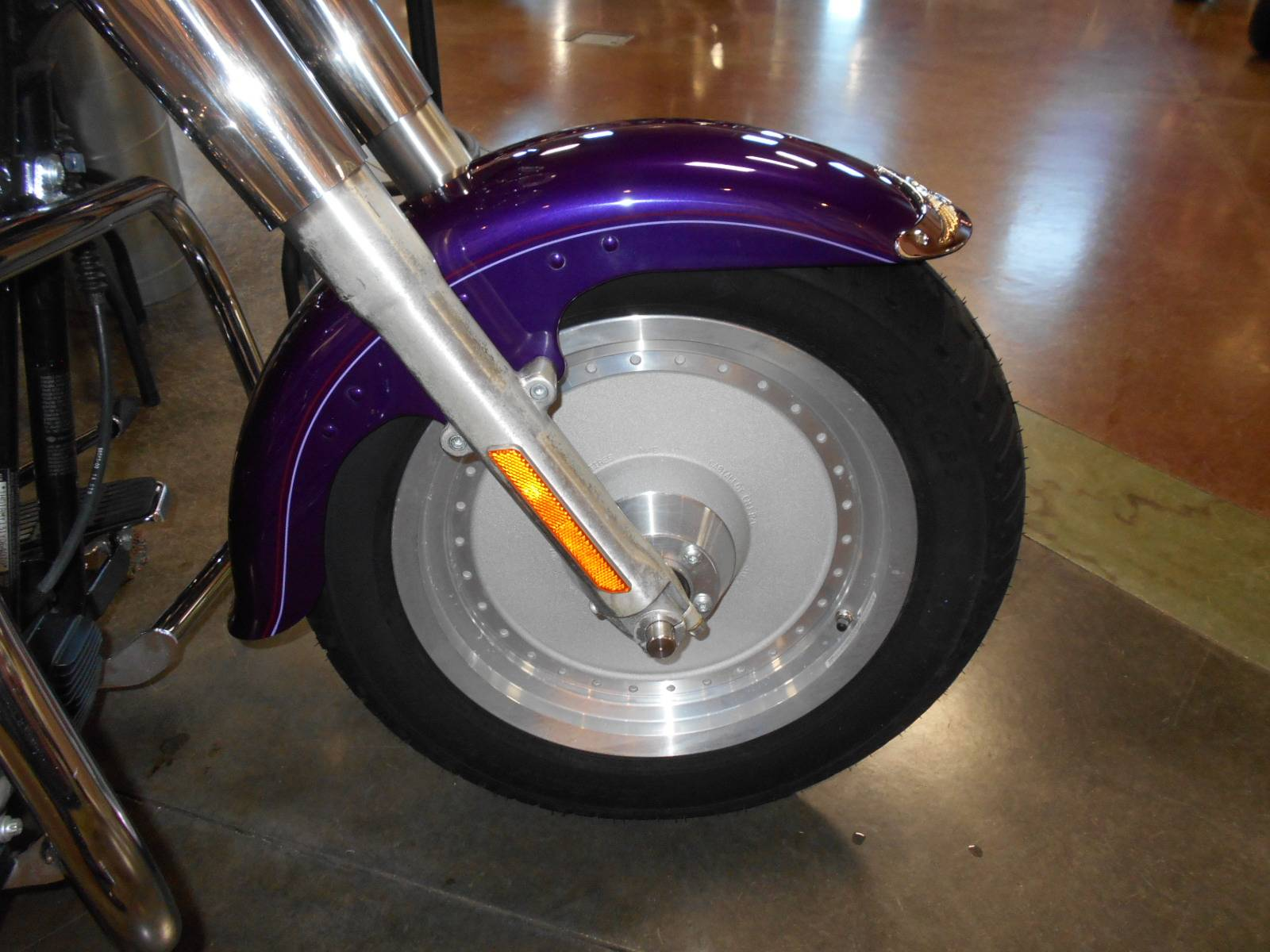 2001 Harley-Davidson FLSTF/FLSTFI Fat Boy® in Mauston, Wisconsin - Photo 3