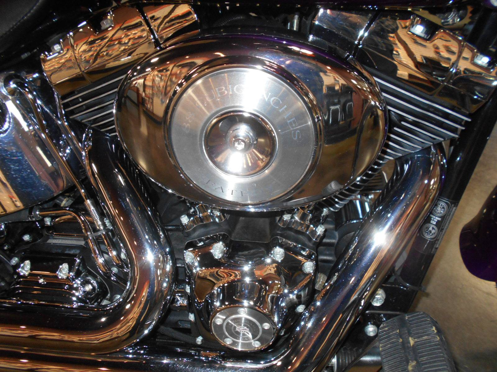 2001 Harley-Davidson FLSTF/FLSTFI Fat Boy® in Mauston, Wisconsin - Photo 5
