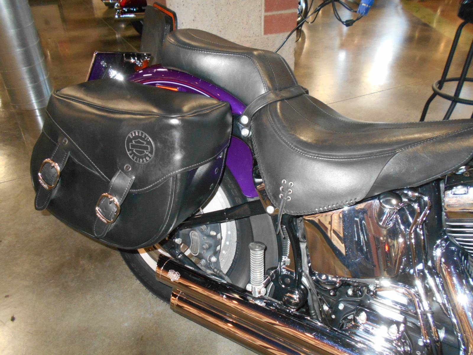 2001 Harley-Davidson FLSTF/FLSTFI Fat Boy® in Mauston, Wisconsin - Photo 6