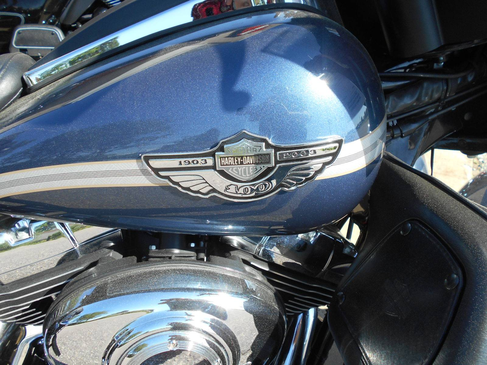 2003 Harley-Davidson FLHTCUI Ultra Classic® Electra Glide® in Mauston, Wisconsin - Photo 2