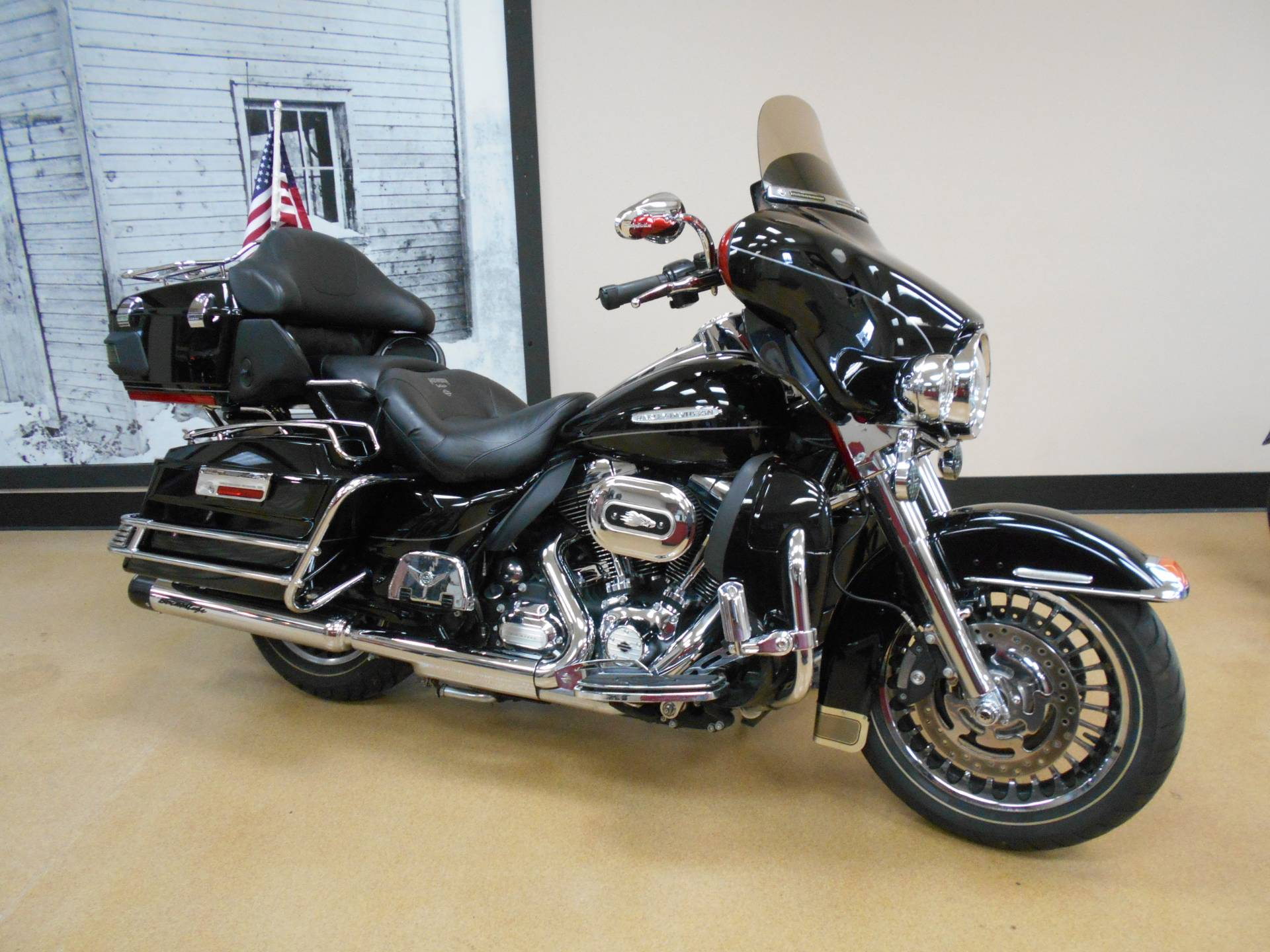 2013 Harley-Davidson Electra Glide® Ultra Limited in Mauston, Wisconsin - Photo 1