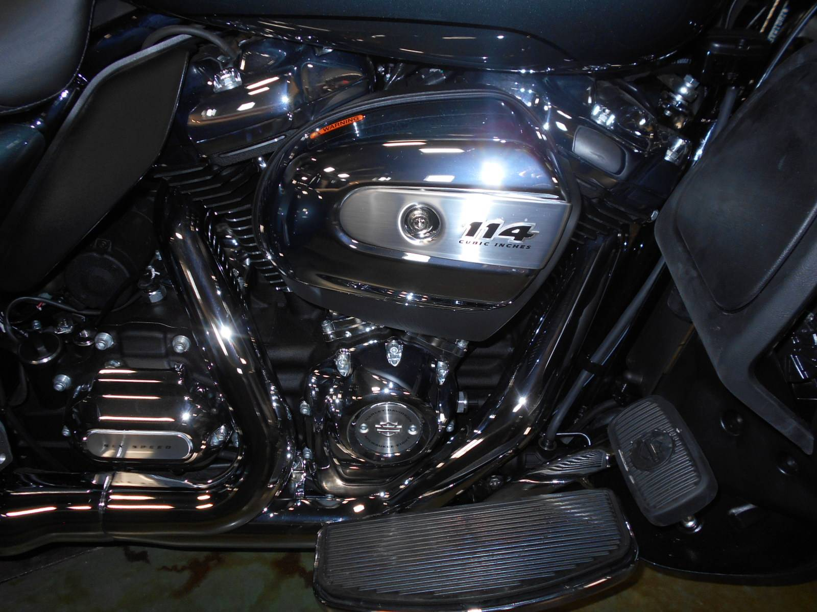 2020 Harley-Davidson Tri Glide® Ultra in Mauston, Wisconsin - Photo 6
