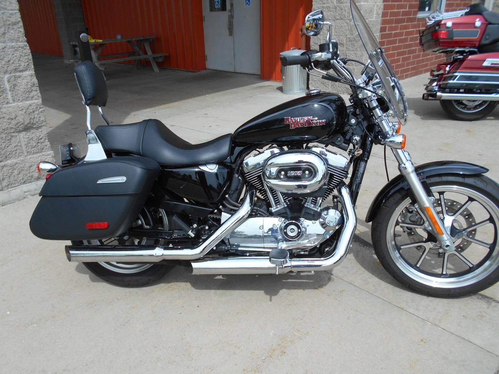 2014 Harley-Davidson SuperLow® 1200T in Mauston, Wisconsin