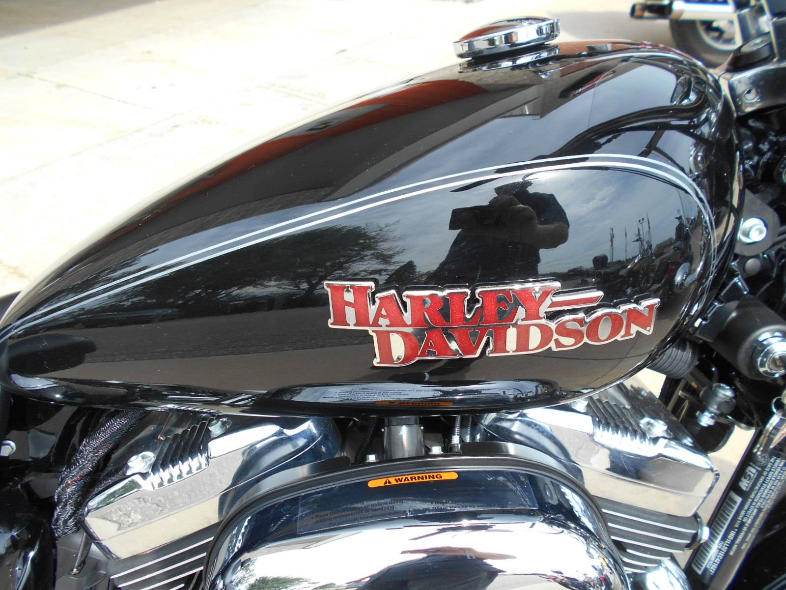 2014 Harley-Davidson SuperLow® 1200T in Mauston, Wisconsin