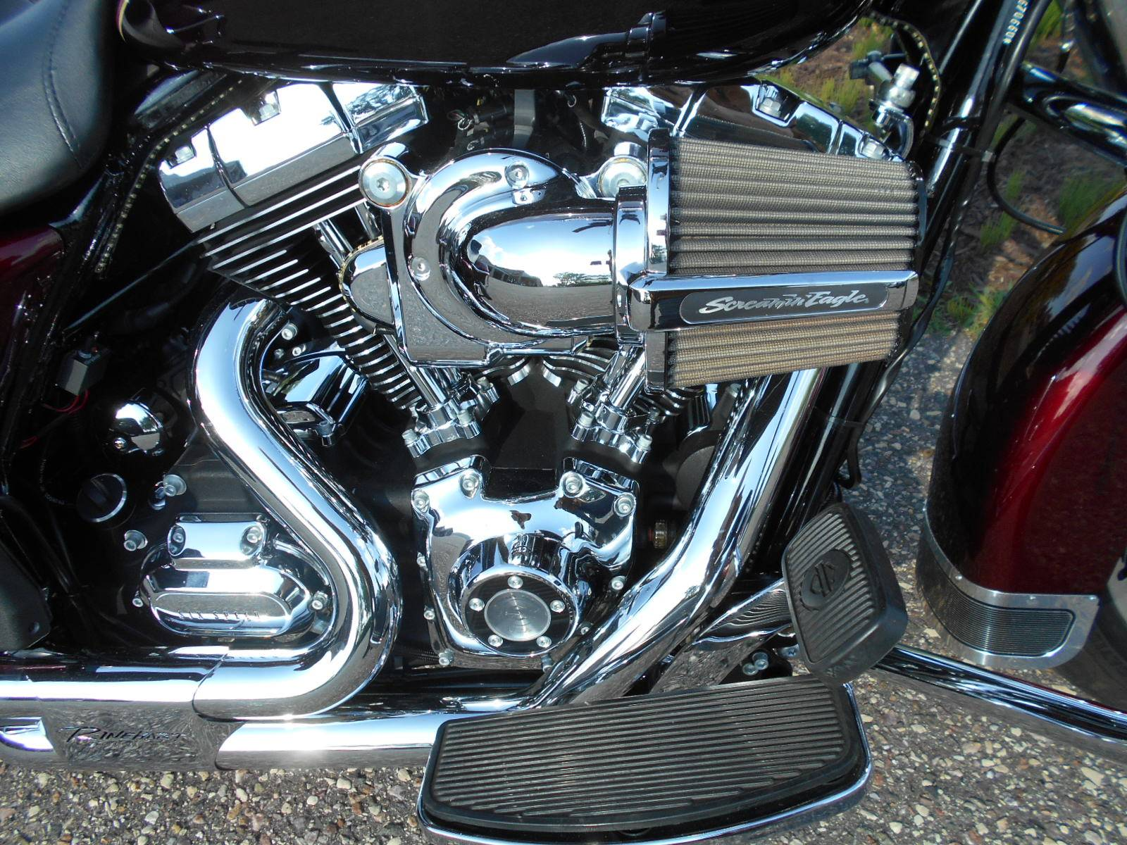 2015 Harley-Davidson Road King® in Mauston, Wisconsin - Photo 5