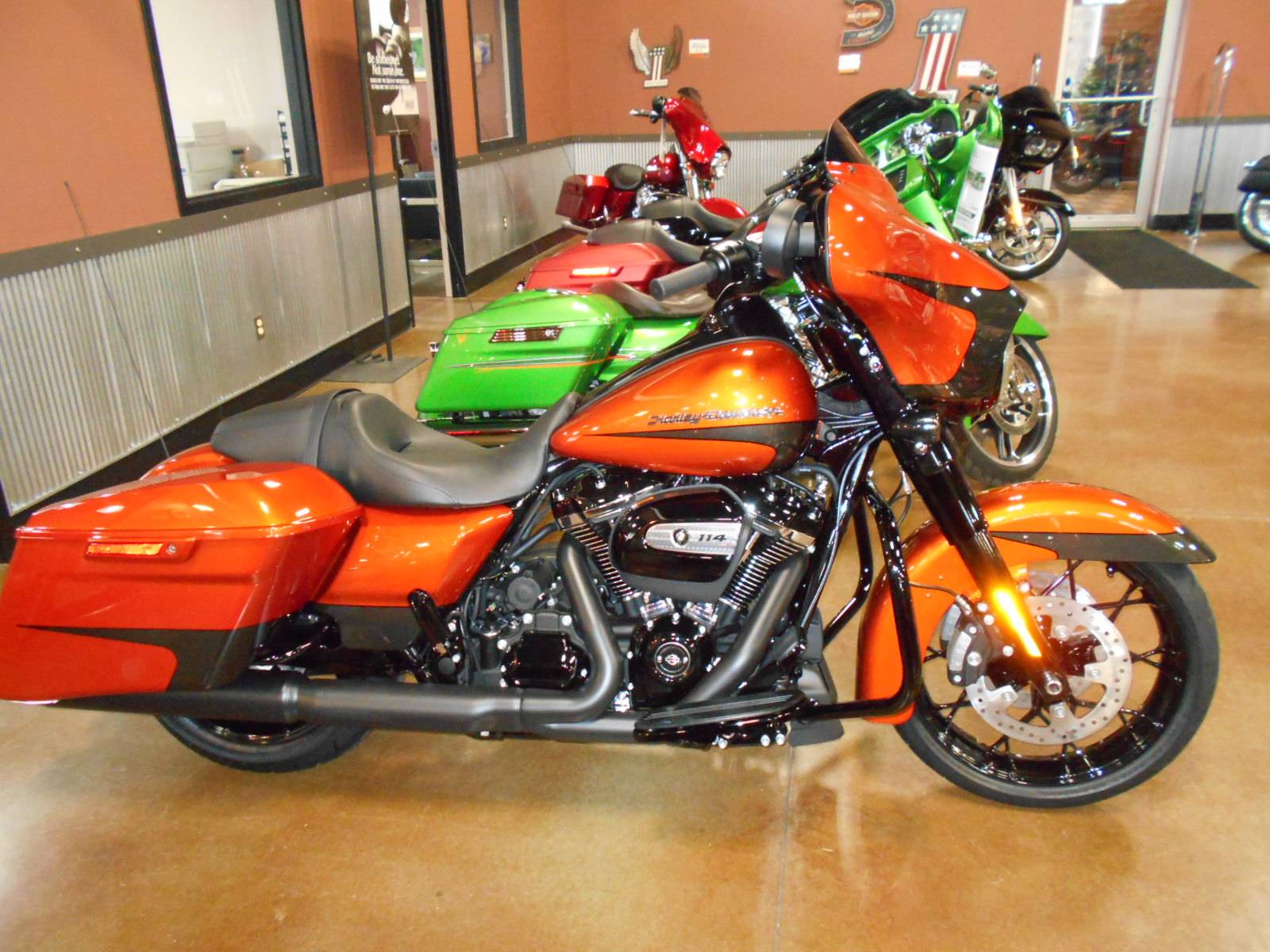 2020 Harley-Davidson Street Glide® Special in Mauston, Wisconsin - Photo 1