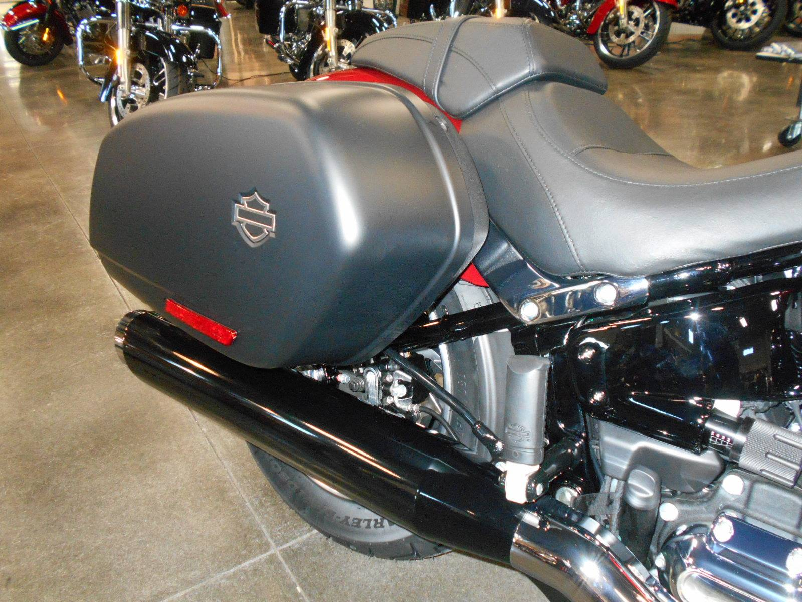 2019 Harley-Davidson Sport Glide® in Mauston, Wisconsin - Photo 6