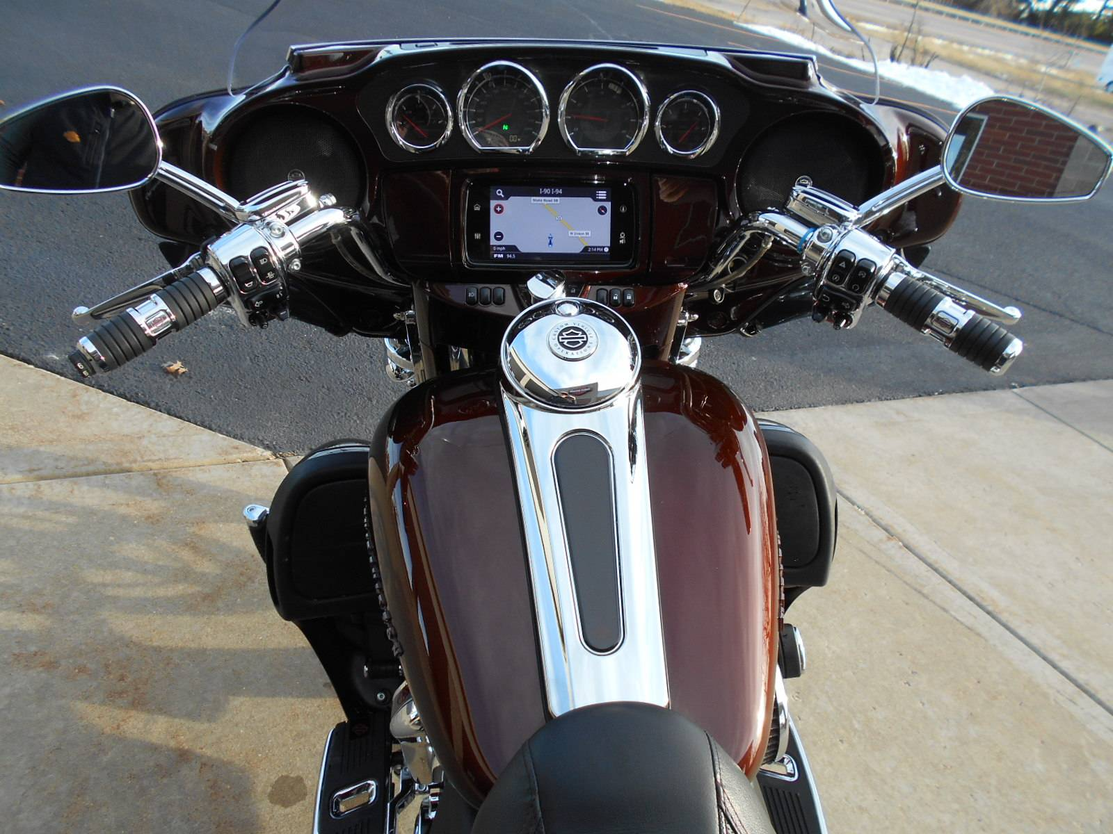 2019 Harley-Davidson CVO™ Limited in Mauston, Wisconsin - Photo 10