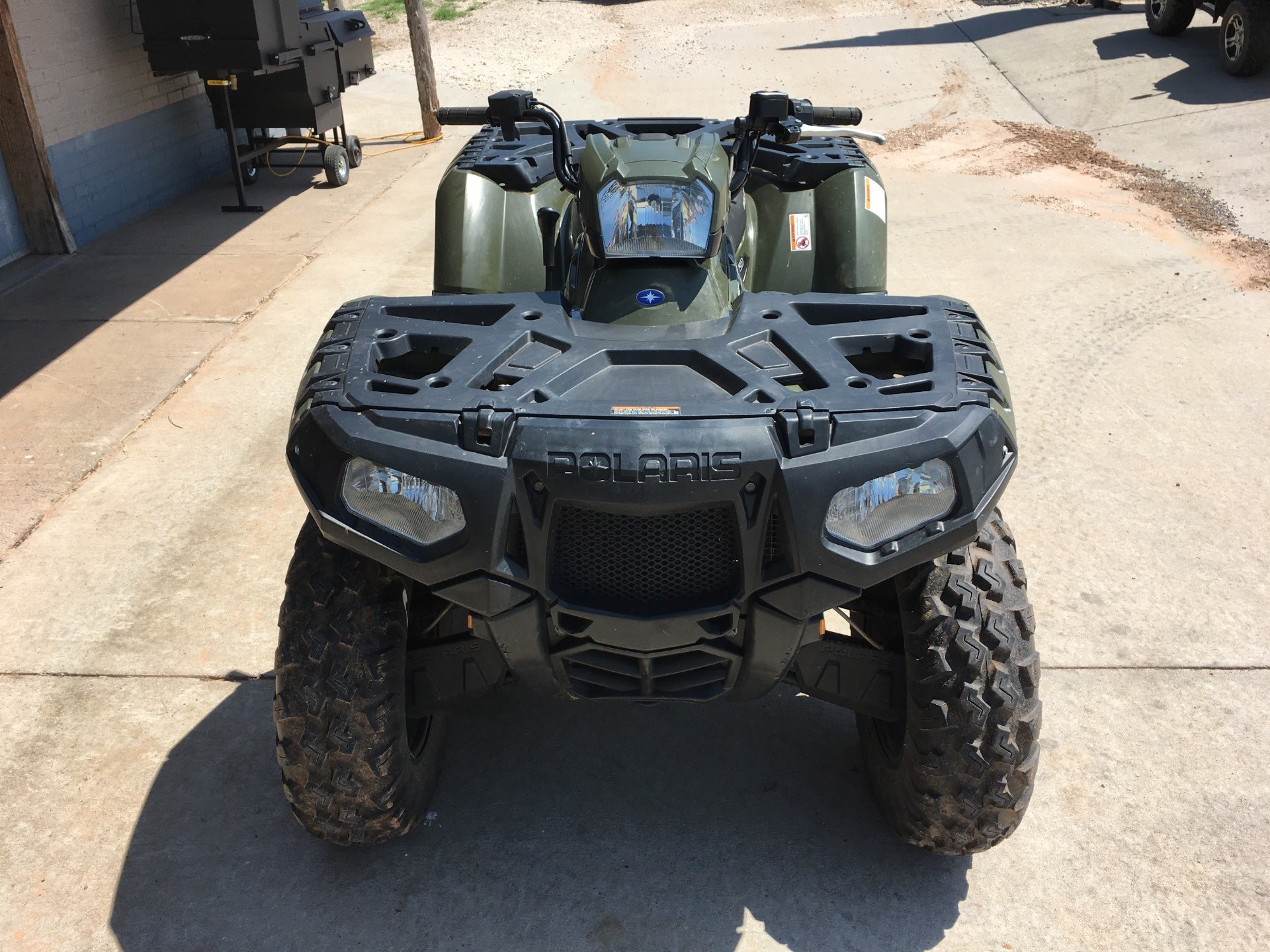 2012 Polaris Sportsman® 550 in Seiling, Oklahoma