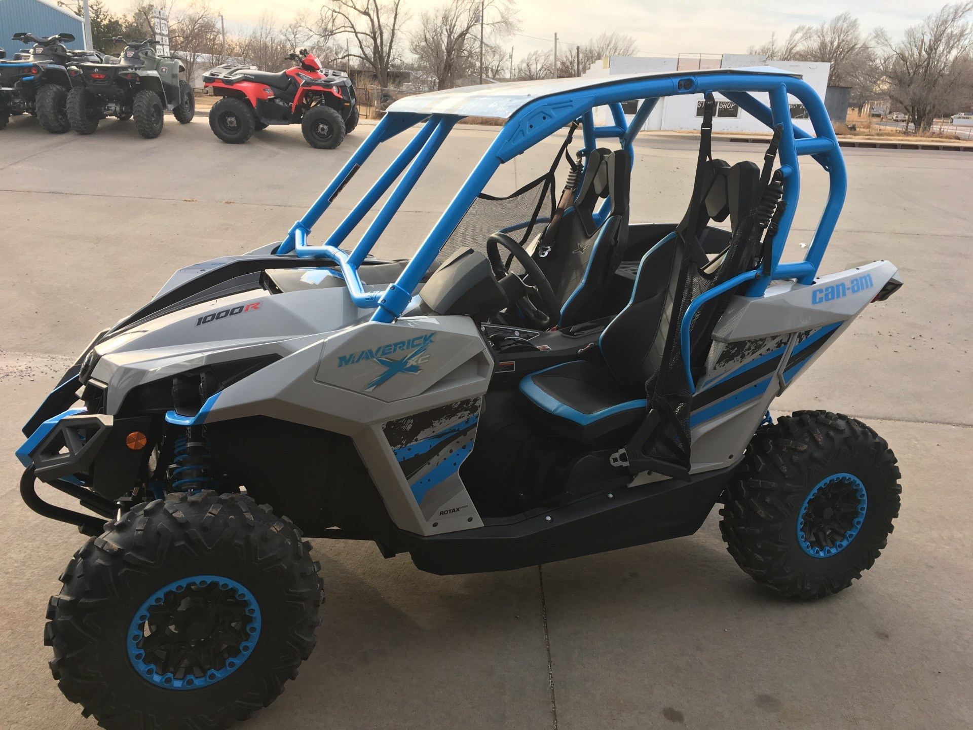 2016 Can-Am Maverick X XC in Seiling, Oklahoma - Photo 1
