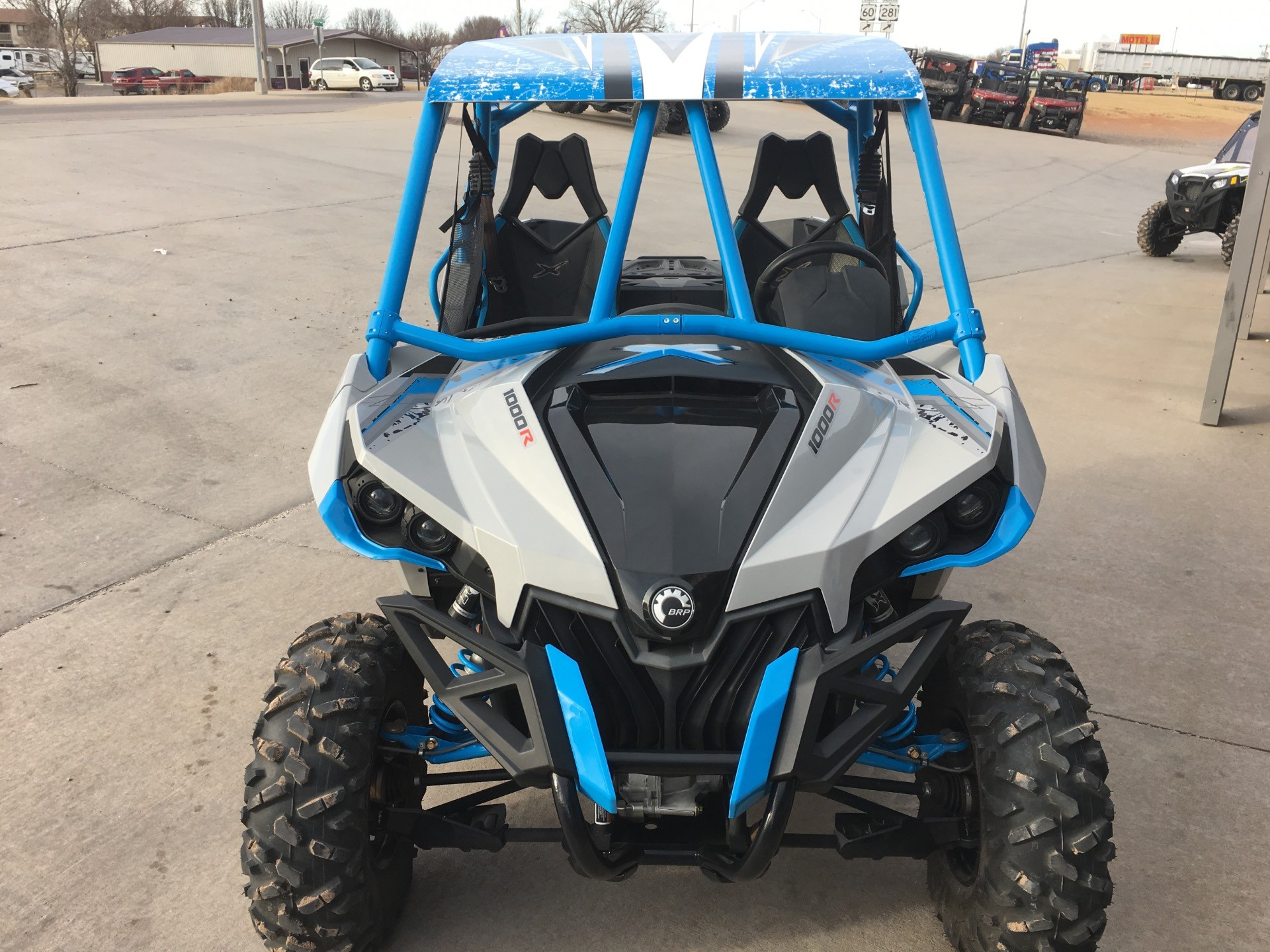 2016 Can-Am Maverick X XC in Seiling, Oklahoma - Photo 2