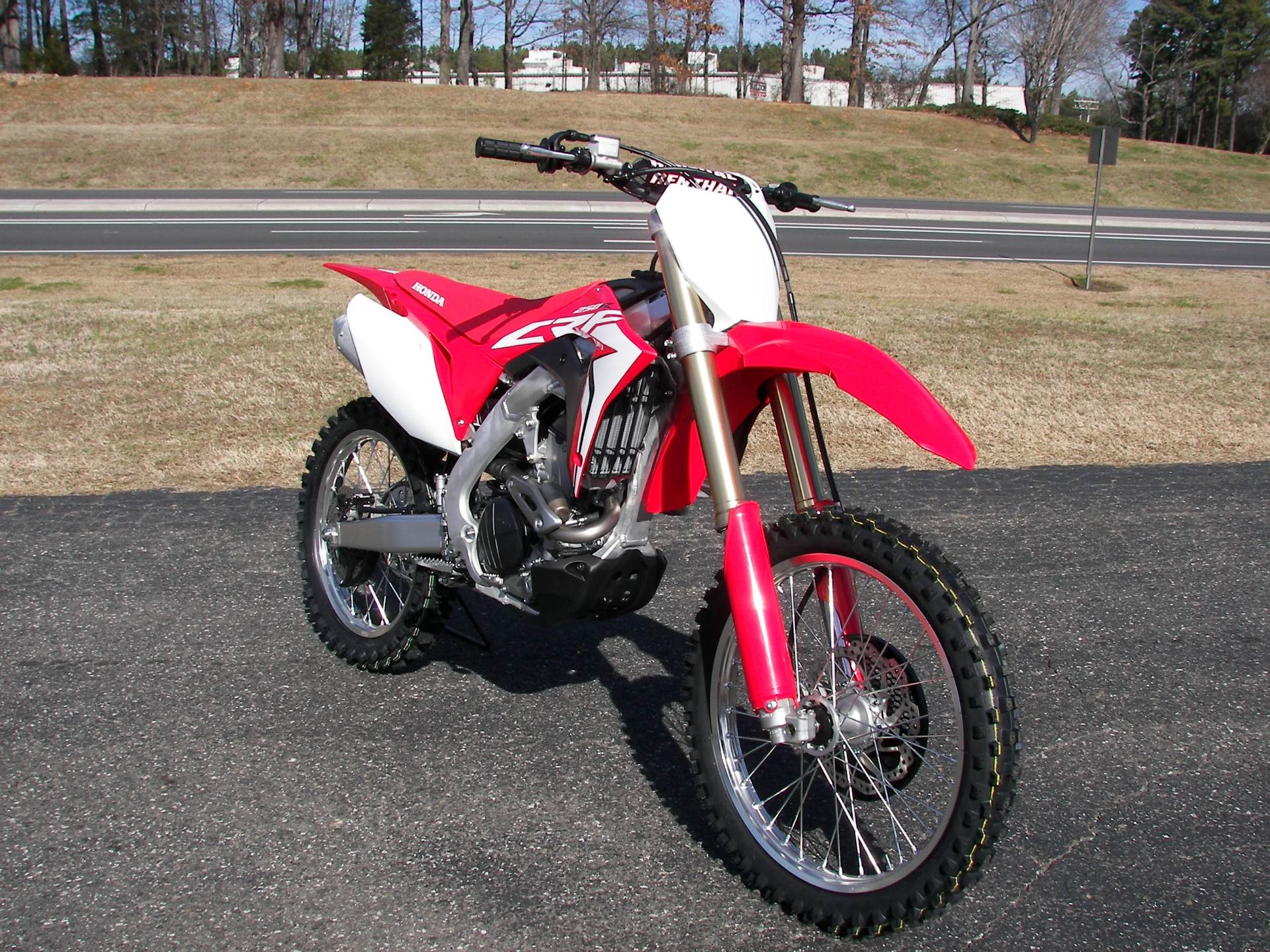 2018 Honda CRF250R in Shelby, North Carolina