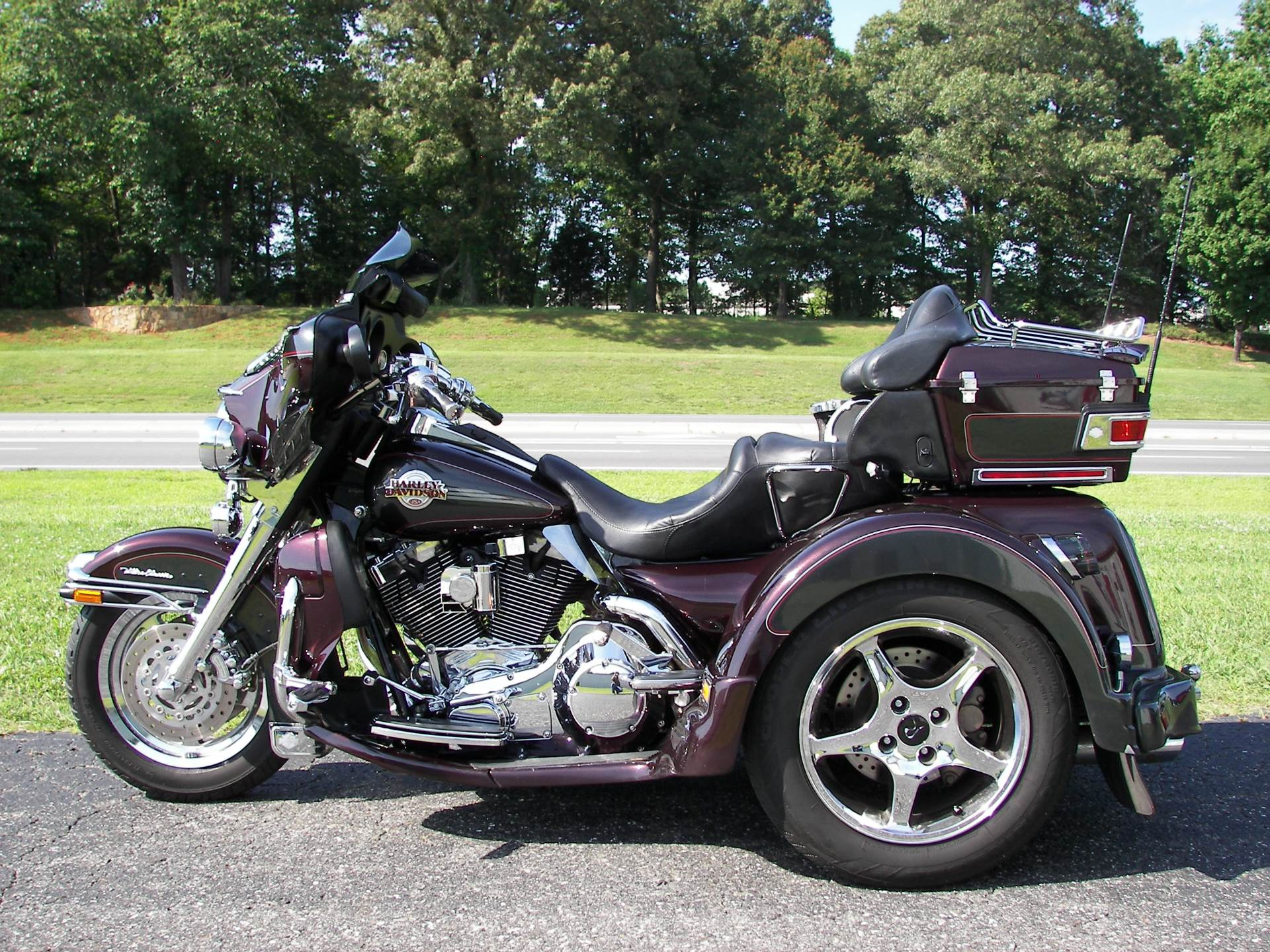 2005 Harley-Davidson FLHTCUI Ultra Classic® Electra Glide® in Shelby, North Carolina