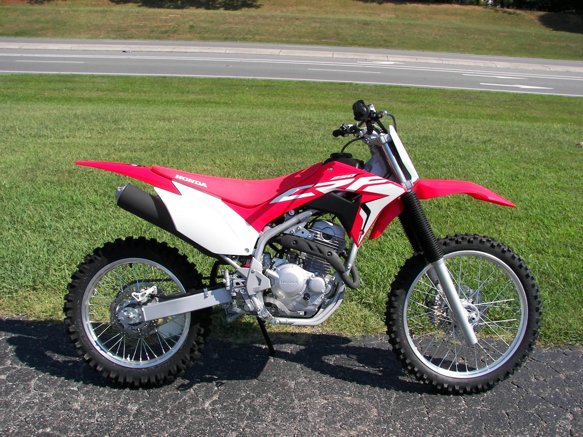 2020 Honda CRF250F Motorcycles Shelby North Carolina FP6832
