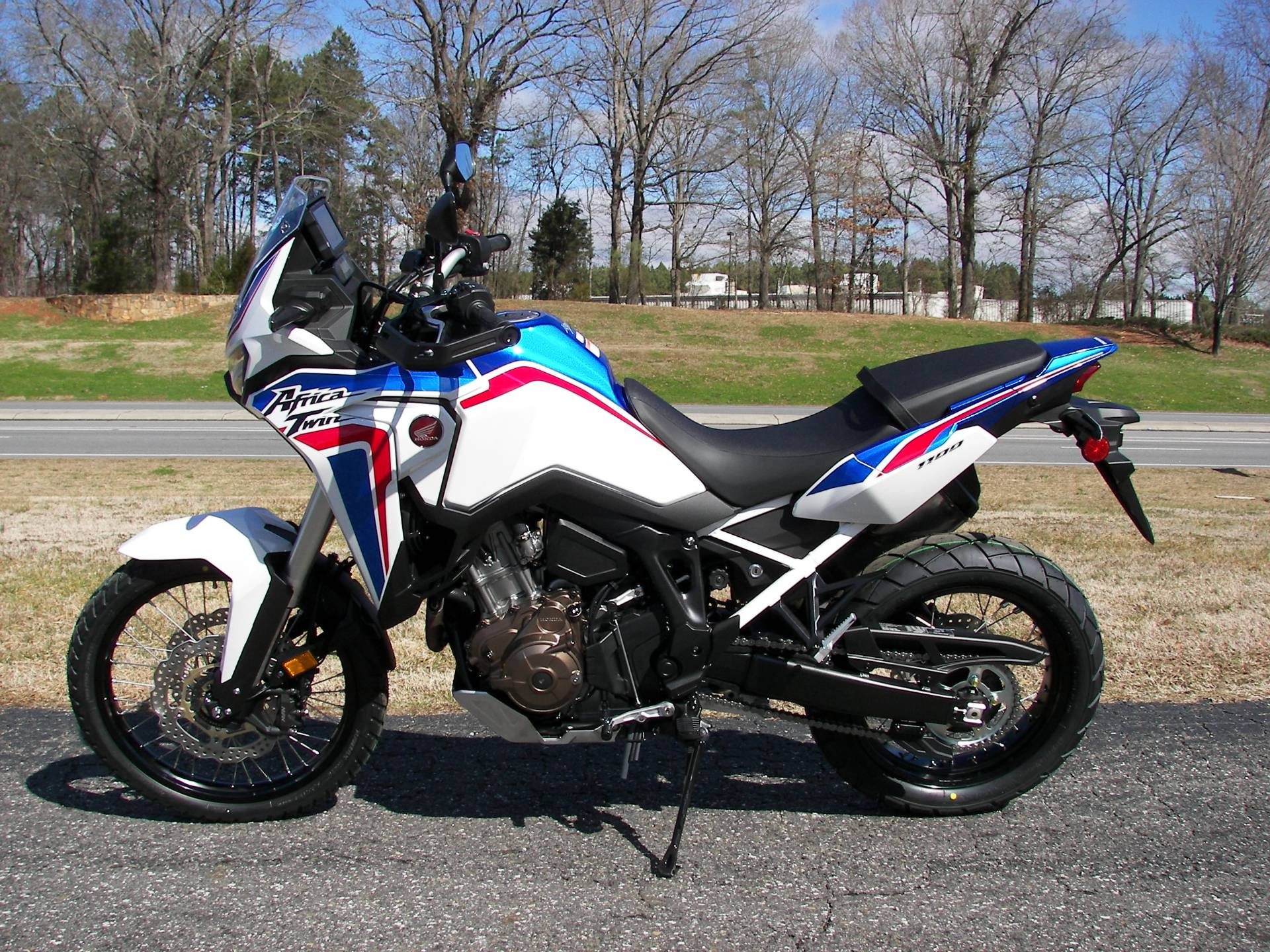 2021 Honda Africa Twin in Shelby, North Carolina - Photo 2