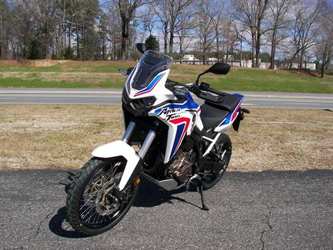 2021 Honda Africa Twin in Shelby, North Carolina - Photo 4