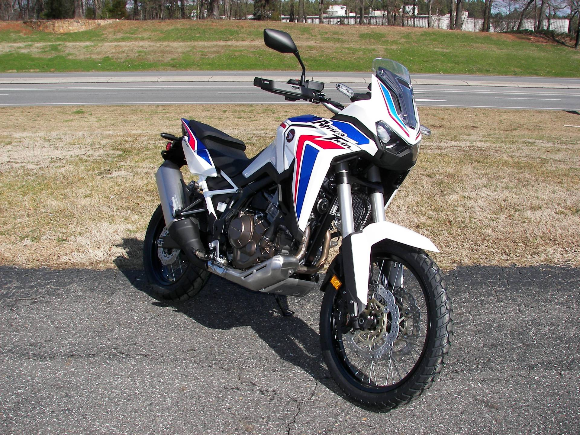 2021 Honda Africa Twin in Shelby, North Carolina - Photo 3