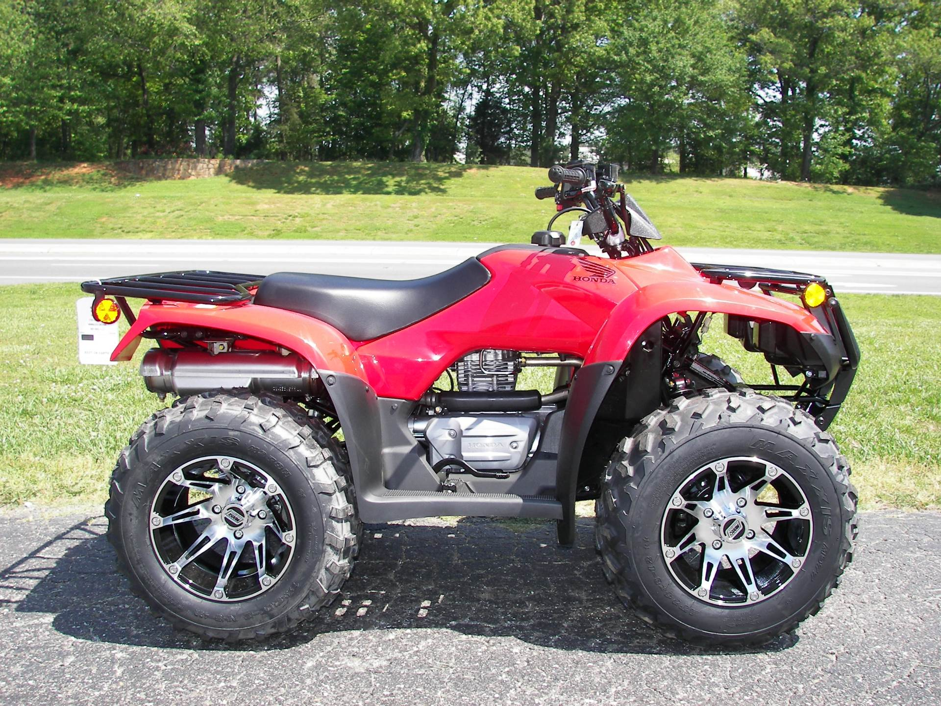 2019 Honda FourTrax Recon ES in Shelby, North Carolina
