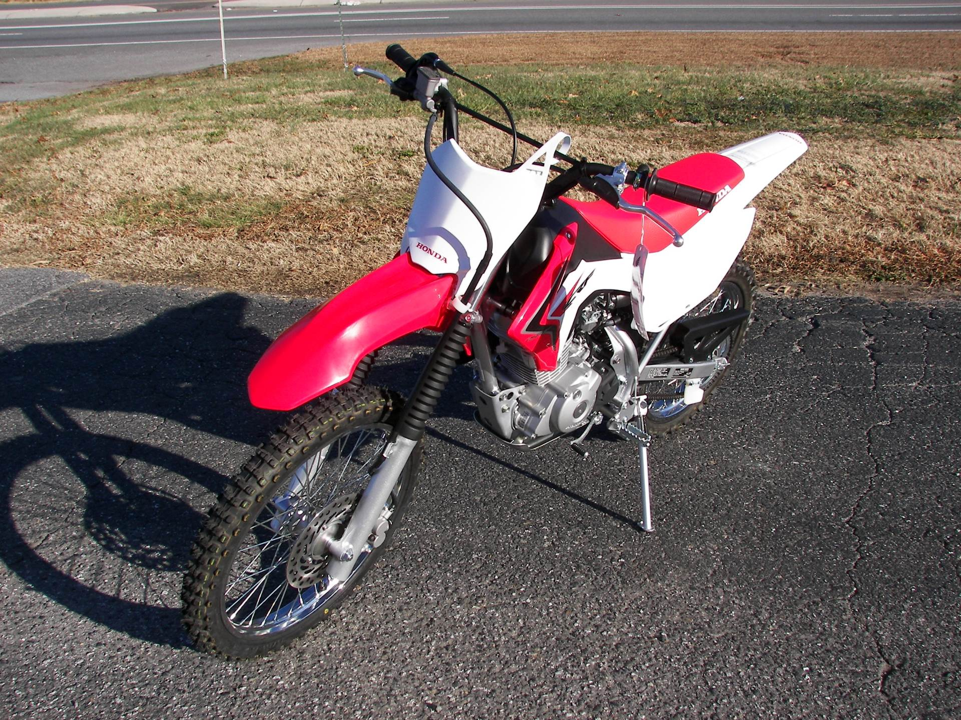 2018 Honda CRF125F in Shelby, North Carolina