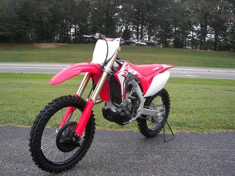 2019 Honda CRF450R in Shelby, North Carolina - Photo 4