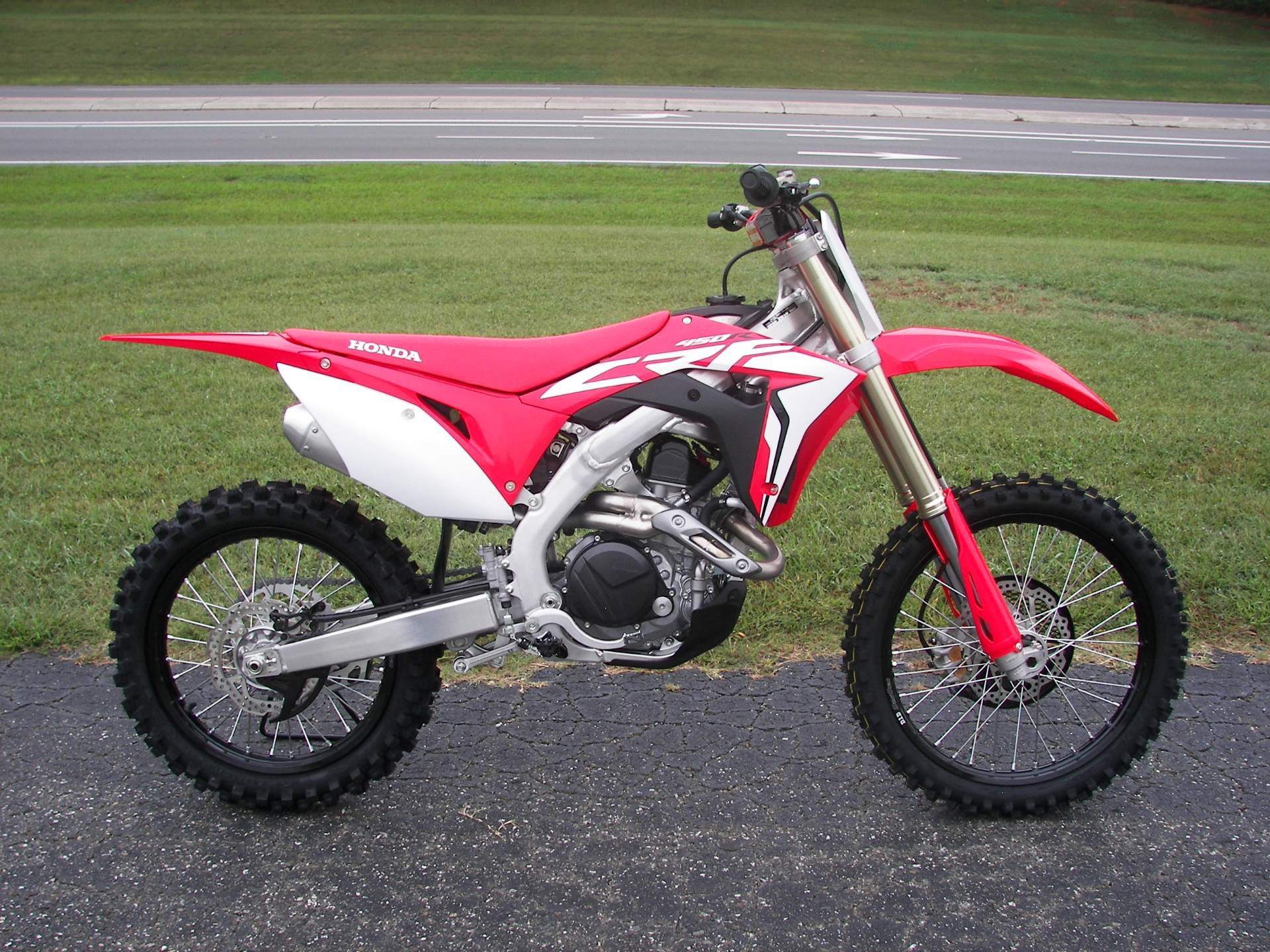 2019 Honda CRF450R in Shelby, North Carolina - Photo 1