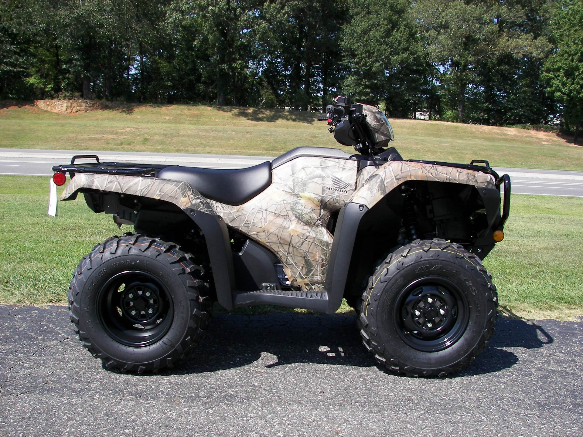 2020 Honda FourTrax Foreman 4x4 EPS in Shelby, North Carolina - Photo 2