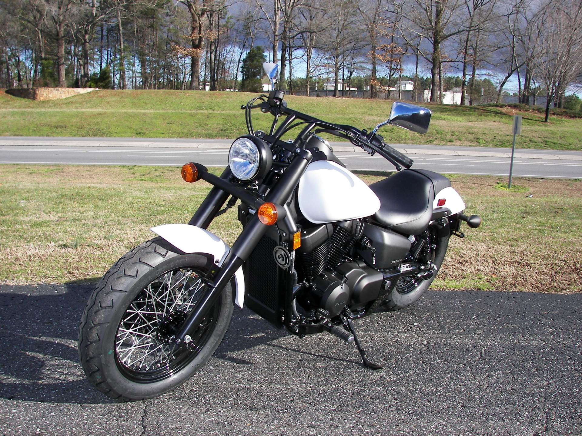 2019 Honda Shadow Phantom in Shelby, North Carolina - Photo 4