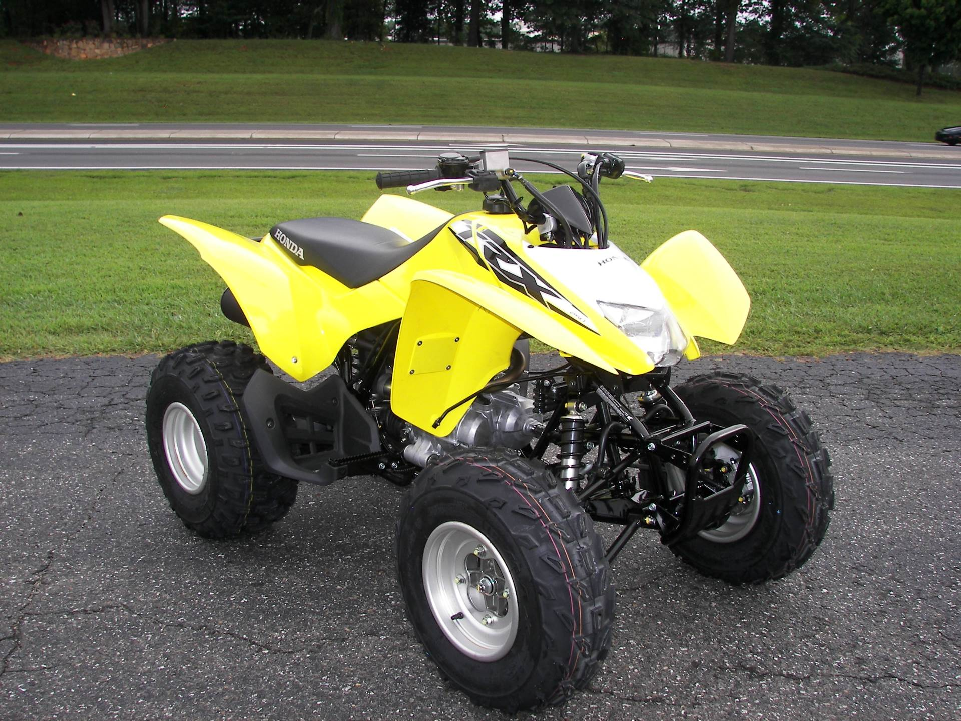 2018 Honda TRX250X in Shelby, North Carolina
