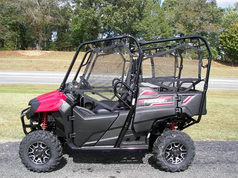 2020 Honda Pioneer 700-4 Deluxe in Shelby, North Carolina - Photo 1