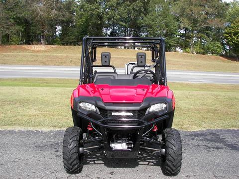 2020 Honda Pioneer 700-4 Deluxe in Shelby, North Carolina - Photo 7