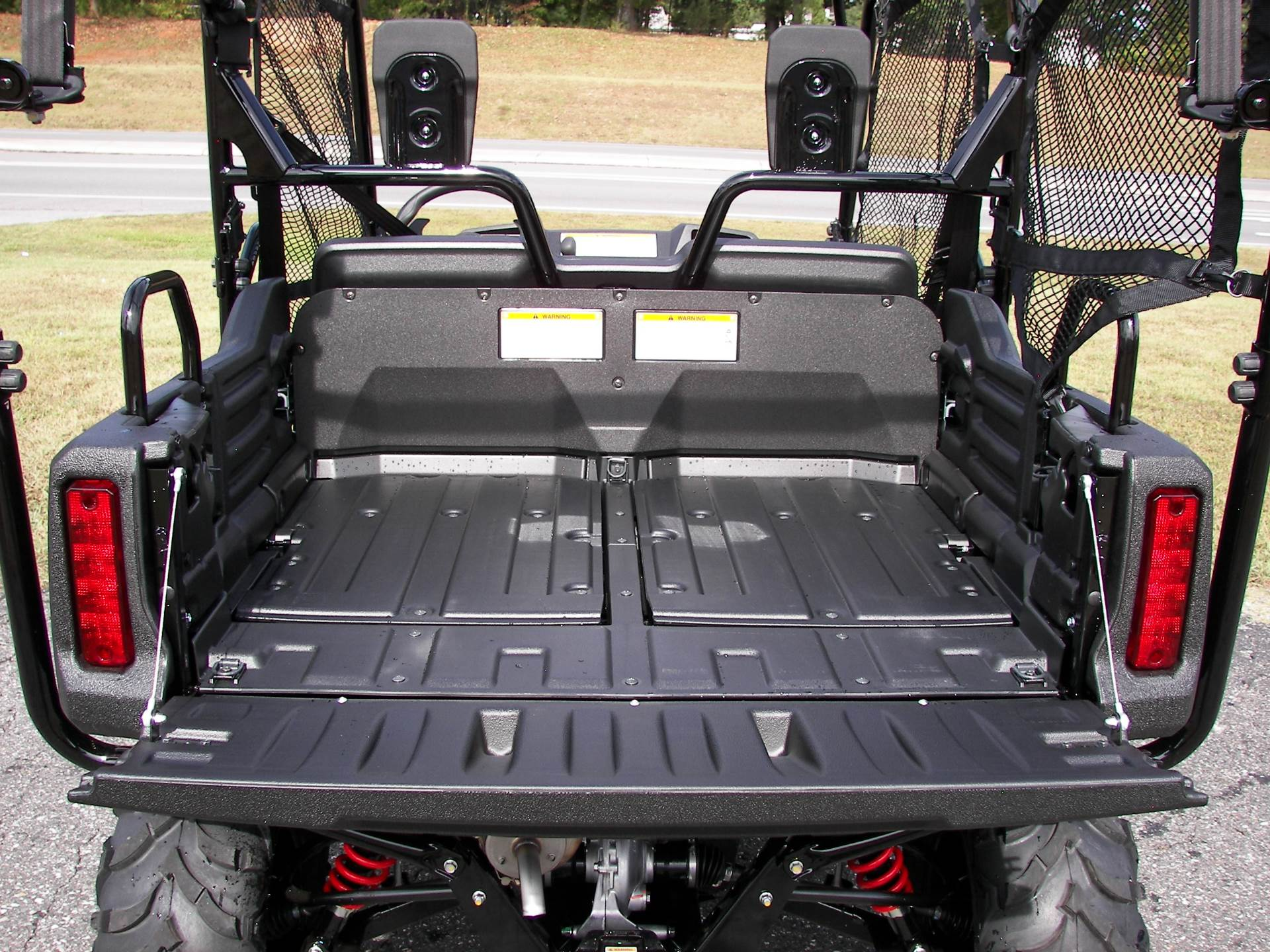 2020 Honda Pioneer 700-4 Deluxe in Shelby, North Carolina - Photo 10