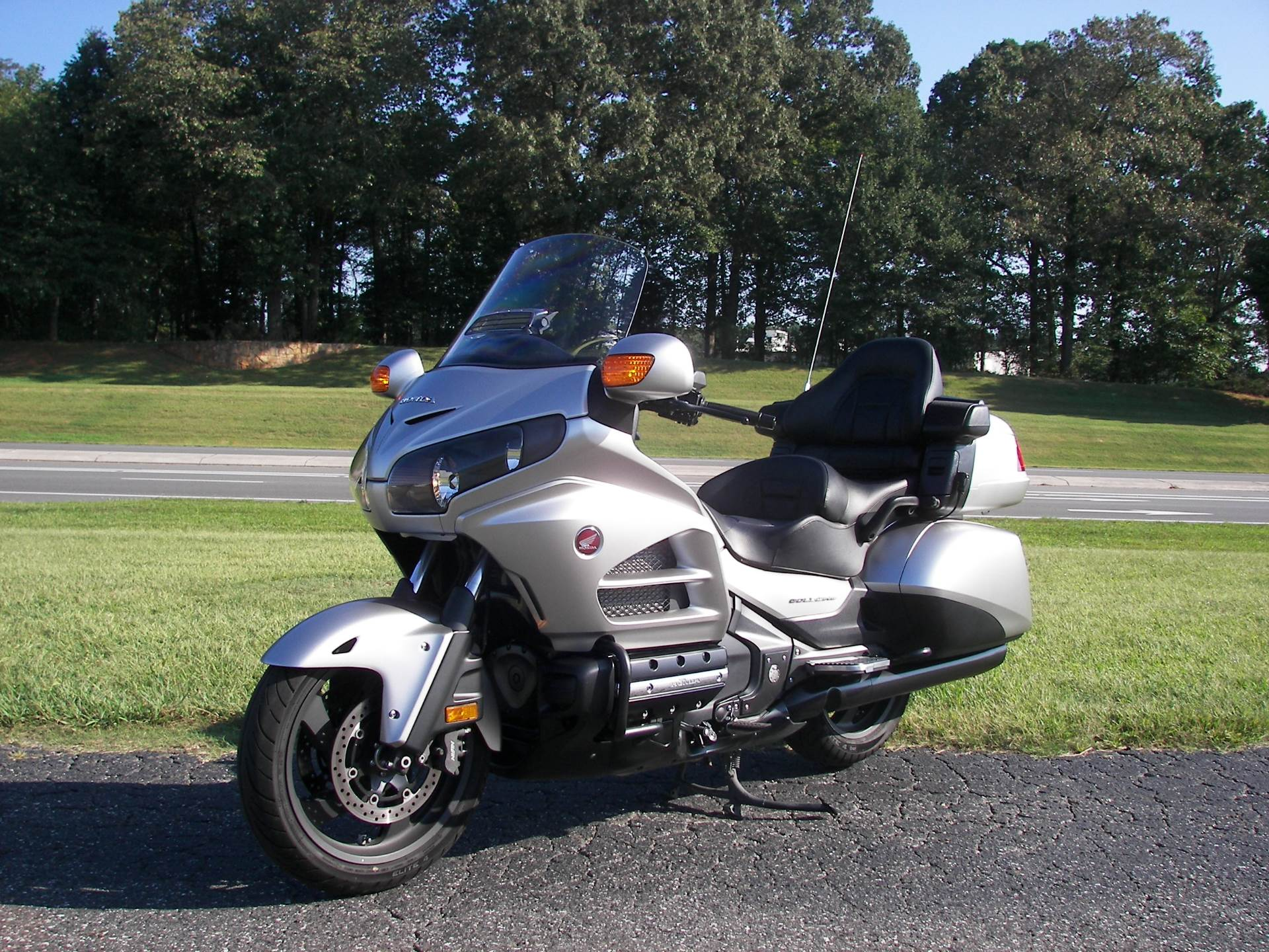 2016 Honda Gold Wing Audio Comfort in Shelby, North Carolina