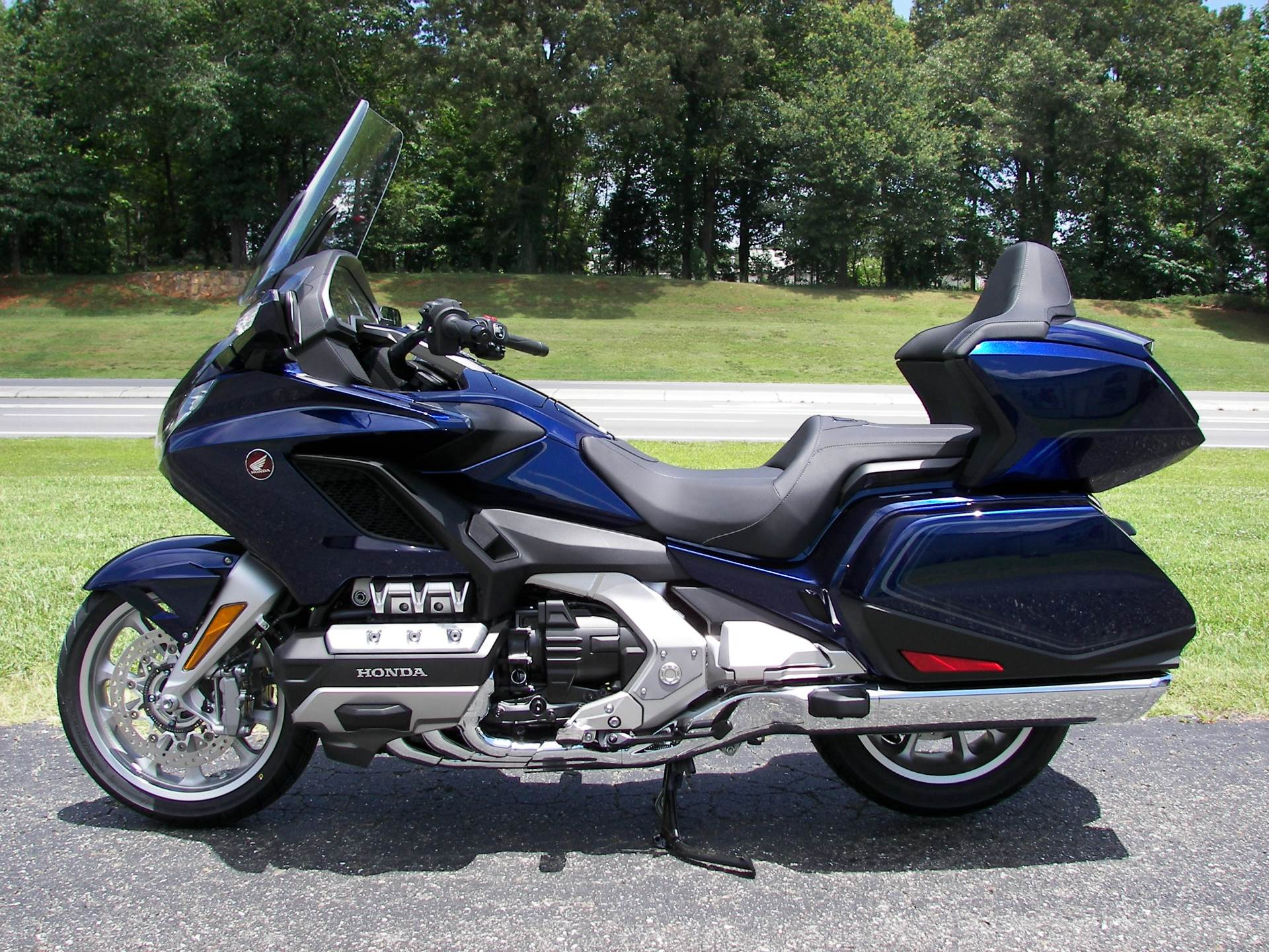 2018 Honda Gold Wing Tour Automatic DCT in Shelby, North Carolina - Photo 1