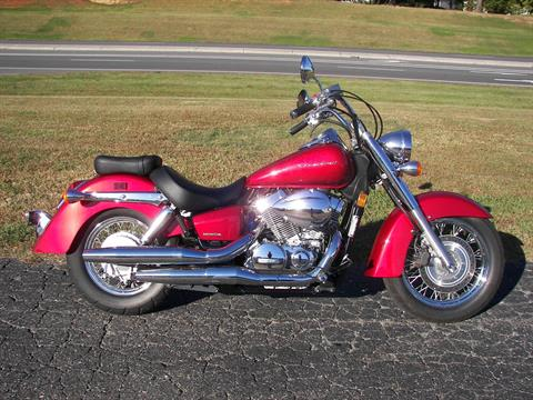 2016 Honda Shadow Aero in Shelby, North Carolina