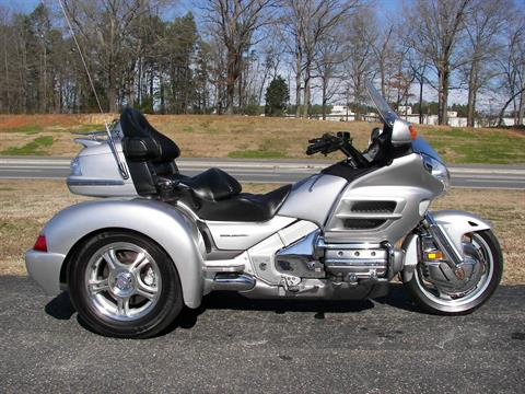 2007 Honda GL1800PM in Shelby, North Carolina