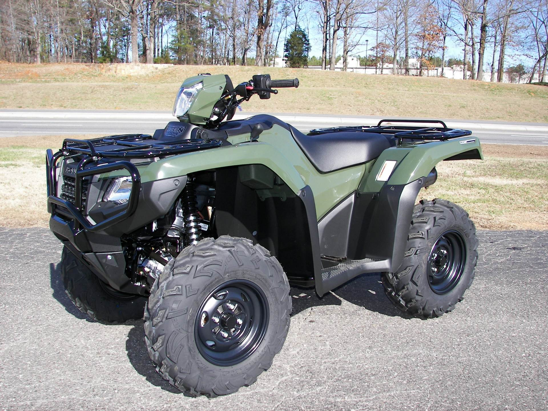 2017 Honda FourTrax Foreman Rubicon 4x4 DCT in Shelby, North Carolina