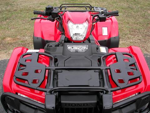 2020 Honda FourTrax Foreman Rubicon 4x4 EPS in Shelby, North Carolina - Photo 6