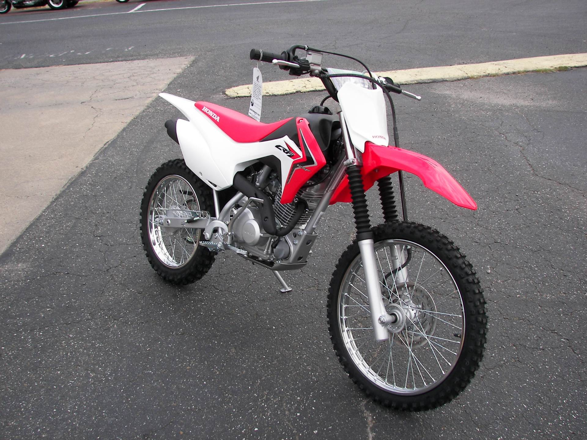 2018 Honda CRF125F (Big Wheel) in Shelby, North Carolina