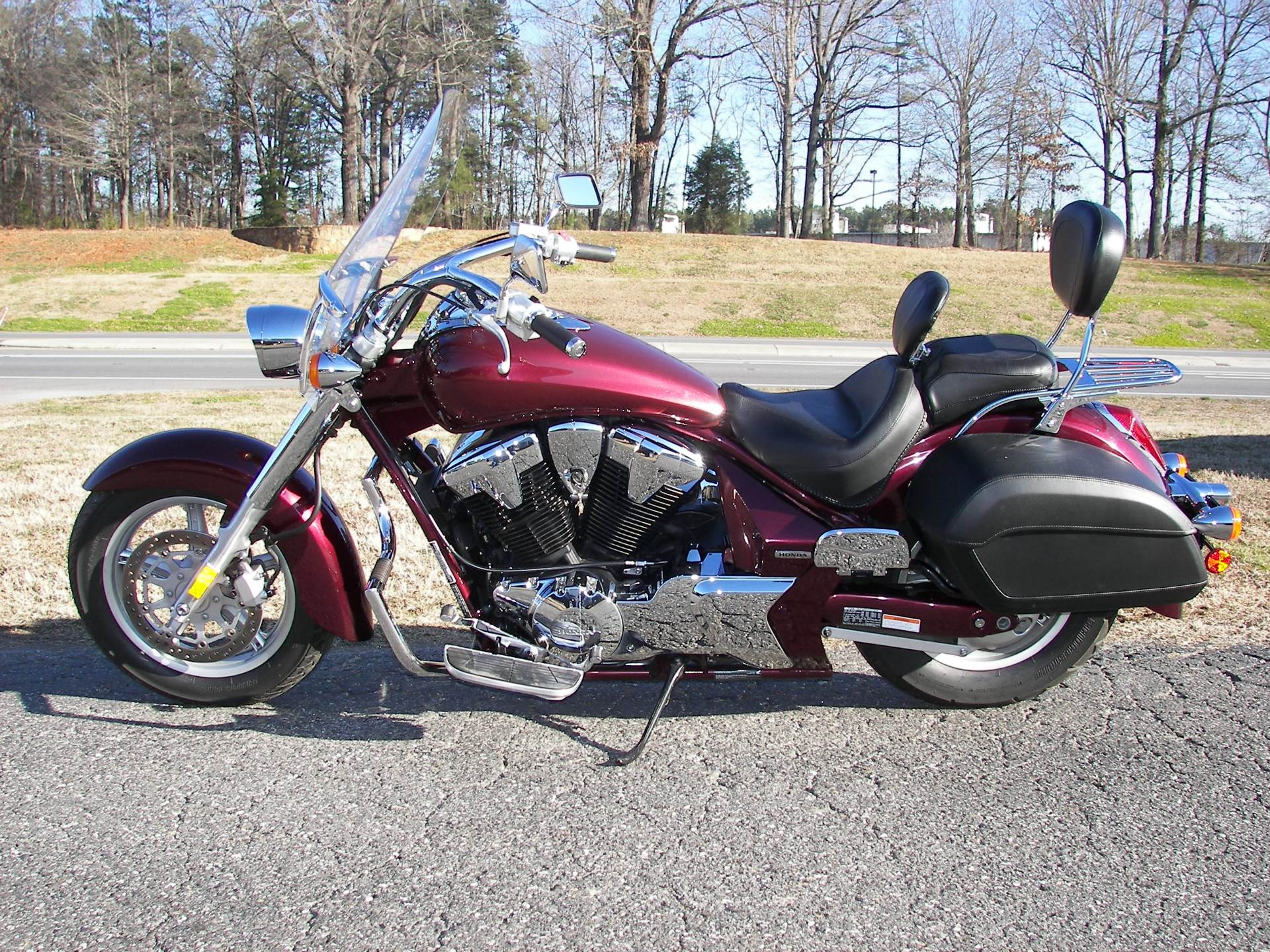 2011 Honda Interstate in Shelby, North Carolina