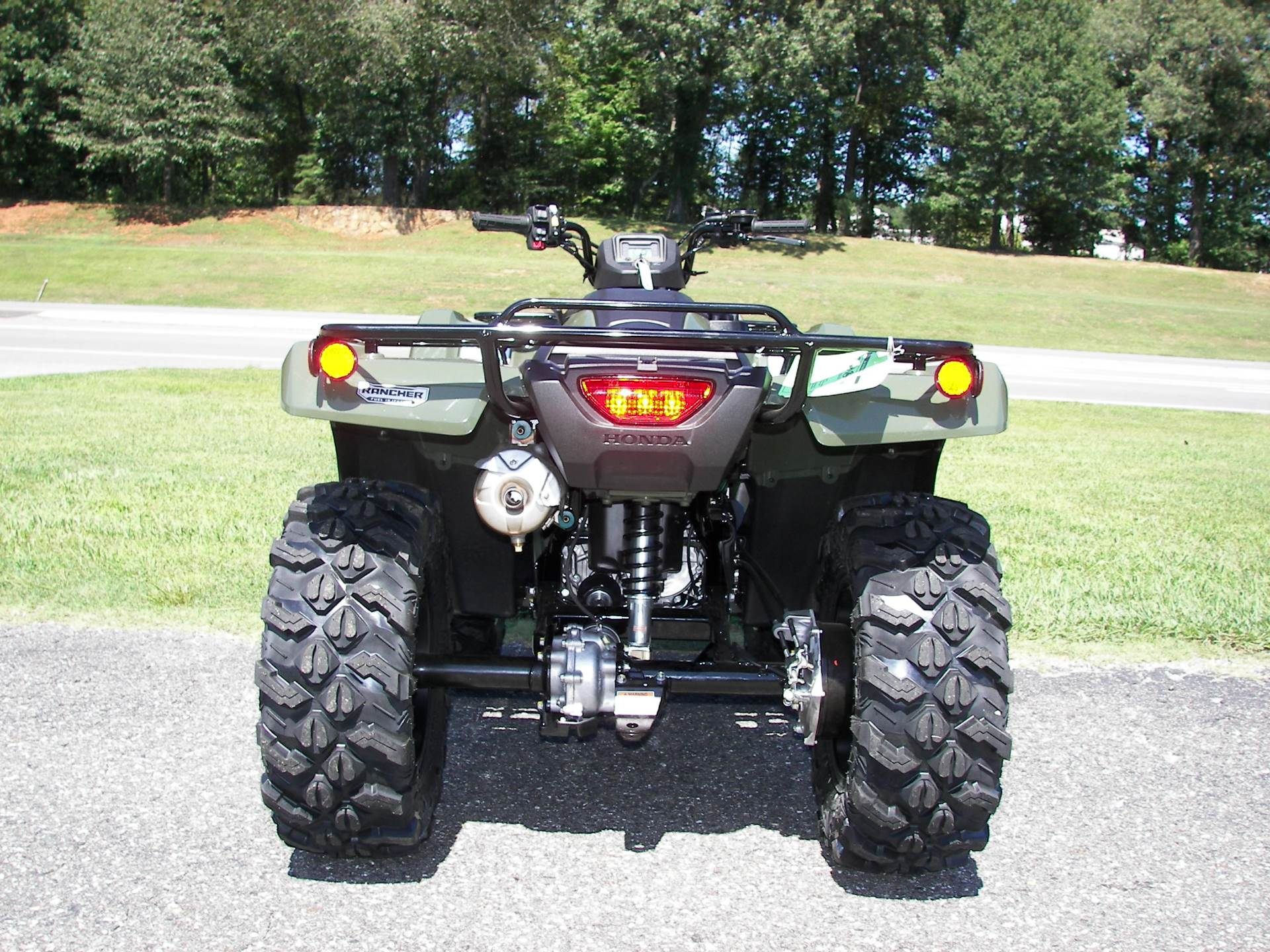 2019 Honda FourTrax Rancher 4x4 ES in Shelby, North Carolina - Photo 6