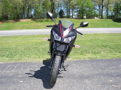 2019 Honda CBR300R in Shelby, North Carolina - Photo 5