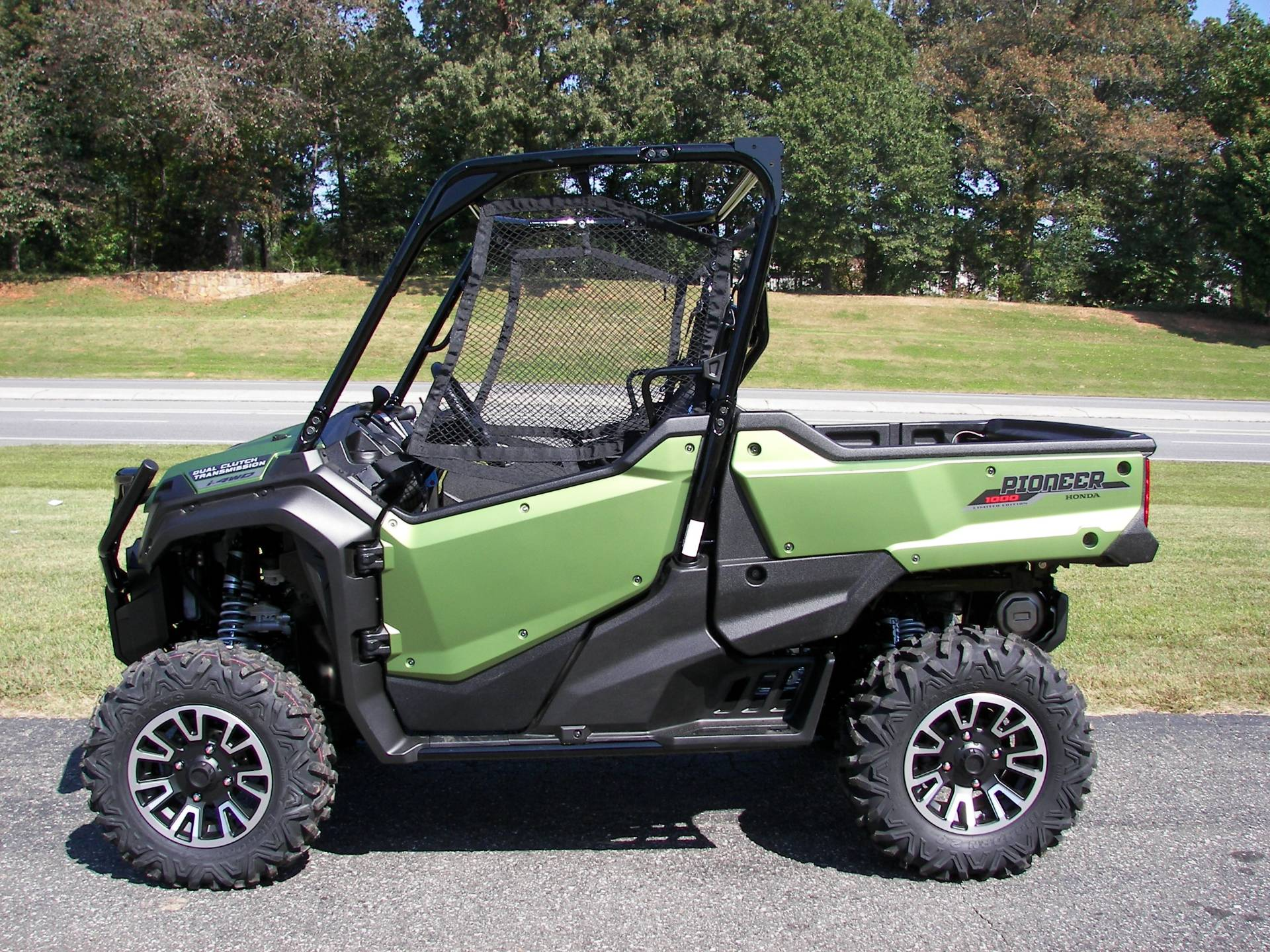 2021 Honda Pioneer 1000 Limited Edition in Shelby, North Carolina - Photo 1