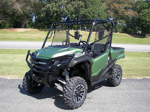 2021 Honda Pioneer 1000 Limited Edition in Shelby, North Carolina - Photo 4