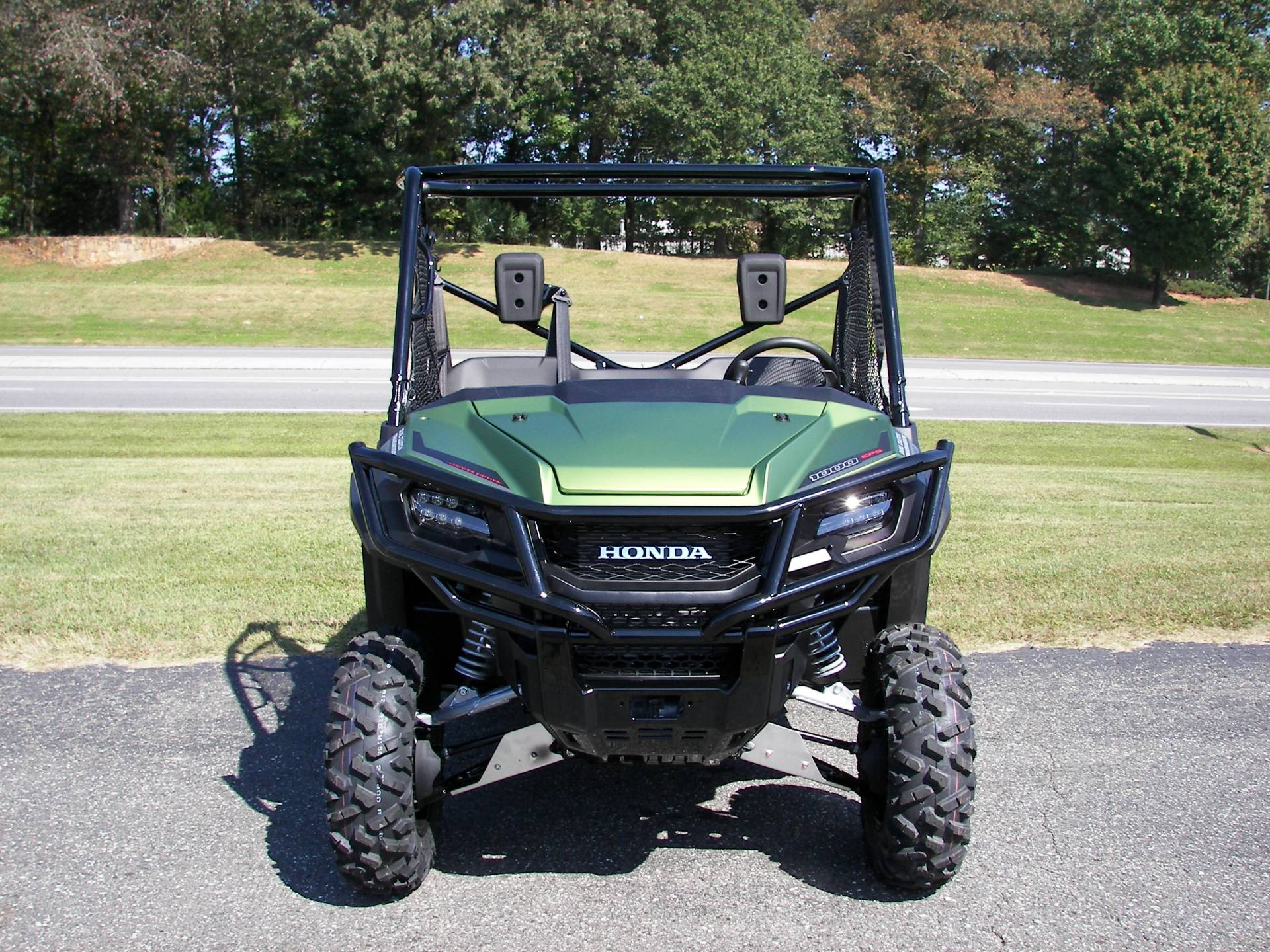 2021 Honda Pioneer 1000 Limited Edition in Shelby, North Carolina - Photo 5